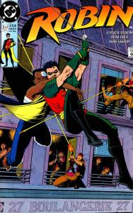 Cover of Robin (1991) #2