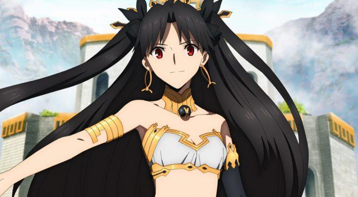 Rin Tohsaka as Ishtar.