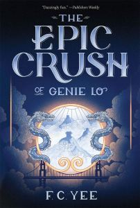 Book Cover of The Epic Crush of Genie Lo