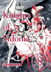 Cover of Knights of Sidonia #8