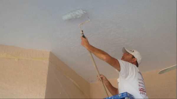 Бетонный потолок: дизайн, монтаж, варианты отделки