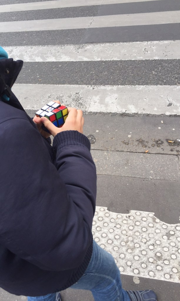 rubik's cube rue