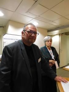 Michel Yvon et Françoise Bataillon