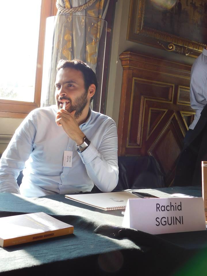 Rachid Sguini en signature