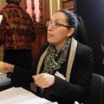 Nadia Zouala, accueil des auteurs