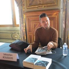 Sébastien Boussois en signature