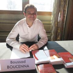 Boussad Boucenna en signature