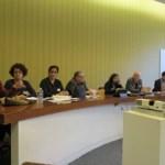 avant l'ouverture du Maghreb des livres, les organisateurs réunis en ultime conférence