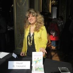 Hayat El Yamani en signature