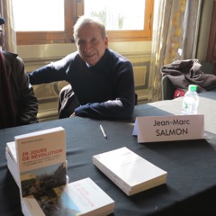 Jean-Marc Salmon en signature