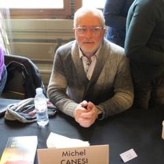 Michel Canesi en signature