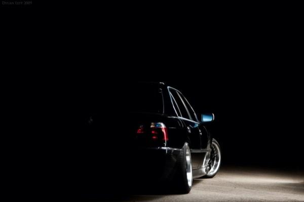 Ошеломляющие фотографии БМВ 7 серии в Е38 кузове