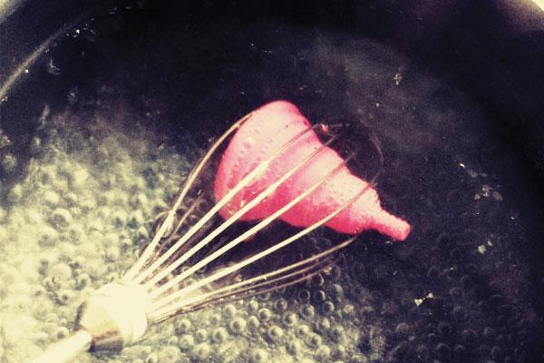 Coupe menstruelle et fuite - Coupe menstruelle ladycup ...