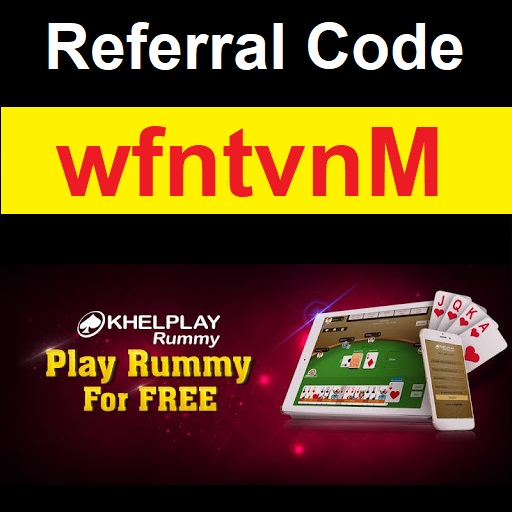 Download APK KhelPlay Rummy Referral Code Play Game Win Free Cash