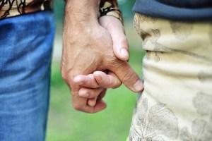 tendresse sans caresse, toucher de soutien