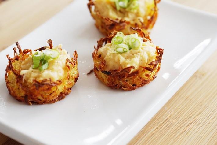 Potato nest 1