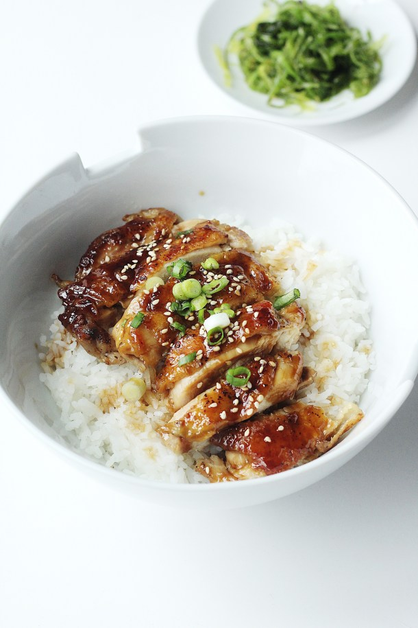 Crispy Chicken Teriyaki Recipe 1