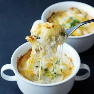 Japanese Potato Salad Gratin Recipe