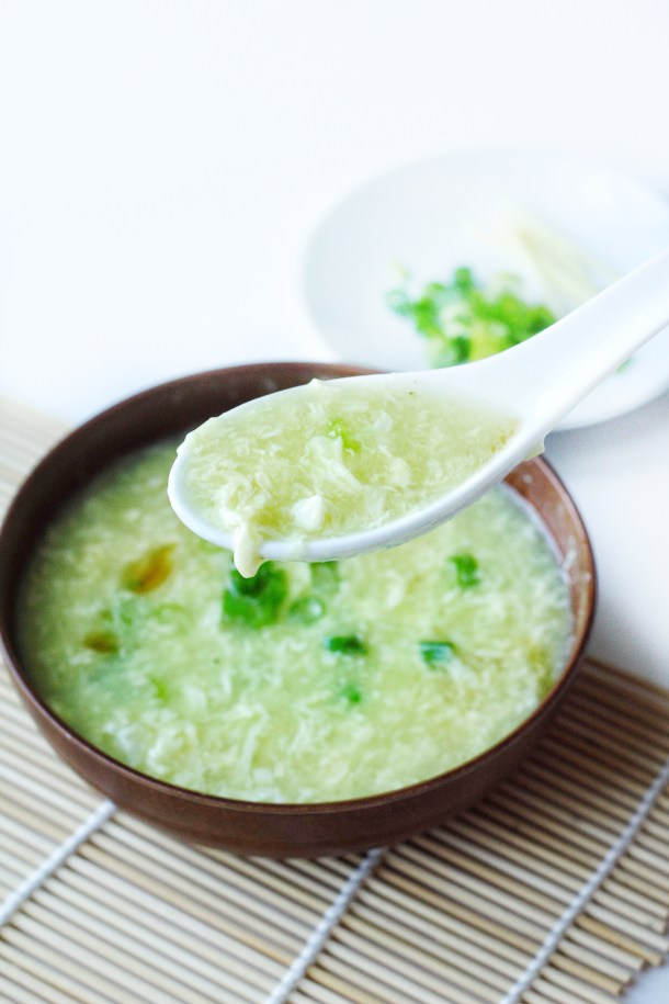 Chinese Egg Drop Soup Recipe 1