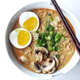 Homemade Spicy Miso Ramen Recipe