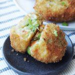 Japanese Potato Salad Croquettes Recipe