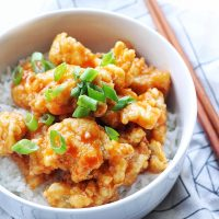 Sweet and Sour Crispy Chicken Recipe