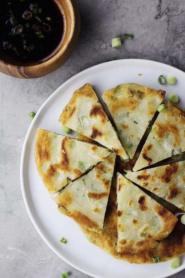 Chinese Scallion Pancakes Recipe
