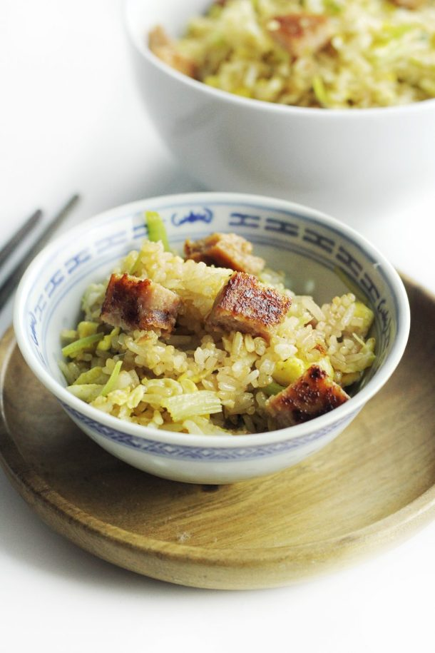 Spam Fried Rice Recipe