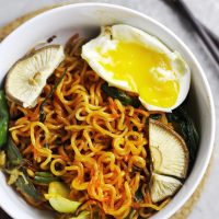 Instant Ramen Upgrade: Easy 30-Minute Spicy Fried Noodles