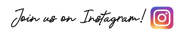 Join us on Instagram!