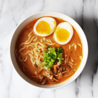 Spicy Garlic Miso Ramen