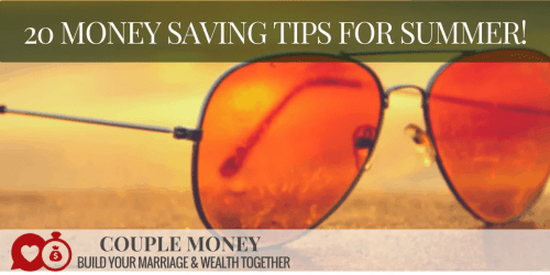 Looking to grow your bank accounts or pay down debt faster? Use these 20 money saving tips this summer to build wealth and still have fun!