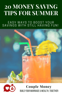 Want to save a grand this summer? Here are 20 tips that can help you boost your bank account while still having fun!
