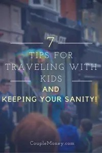 Going on a trip soon? Learn how you can make traveling with kids easier on you and fun for them!