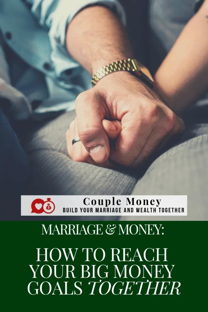 Tired of not making any real progress with your finances? Learn how you can break the cycle and achieve your big money goals this year! #marriage #money #family #goals