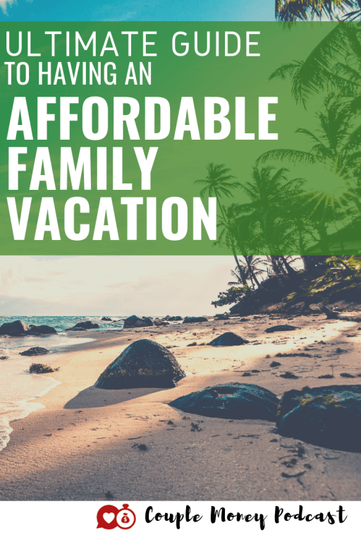 Planning an awesome and affordable family vacation can be tricky. Here are the best tips on how to take a memorable and fun family trip (while sticking to your budget)! #family #money #travel