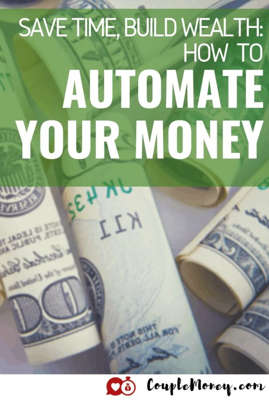 Learn how you can automate your finances so you have more time and grow your money faster. Here are the tools and apps to do it quickly and easily! #familyfiannces #personalfinances #savings #debtfree