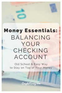 Learning how to balance your checkbook can help you spot money leaks, avoid fees, and help you move closer to your financial and personal goals.