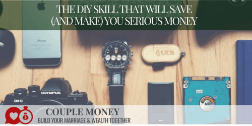 Learn how tech repair can save some serious cash and make you some money on the side!