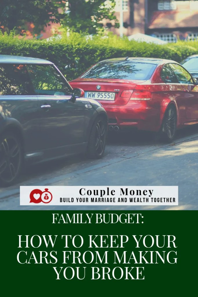 Are your cars keeping you broke? Learn how you can save money on your cars without getting a car loan! #family #money #debtfree
