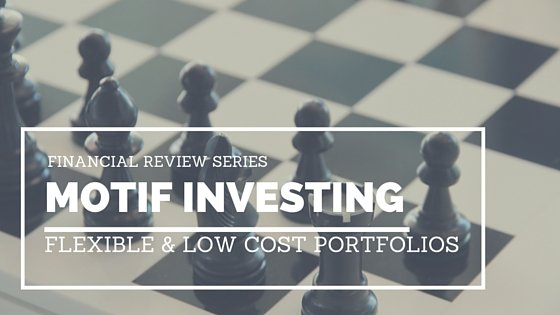 Learn how Motif Investing can help you create a low cost and diversifed portfolio based on your insights and expertise.