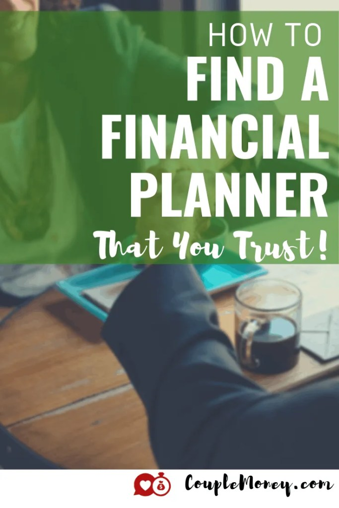 Looking to take your finances to the next level? Learn how you can find a find a financial planner you can trust!  #money #family #debtfree #FIRE #financialindependence