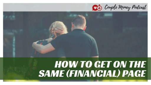Want to get on the same page with your money? Carl Richards, NY Times money columnist and author, shares tips on to create a one-page financial plan!