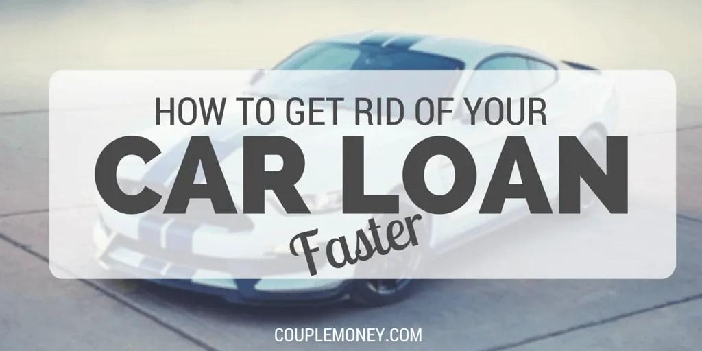 Deshágase de Car Loan más rápido
