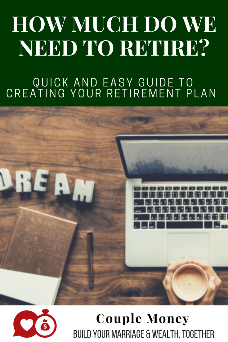 Want to see how much you need to retire? Use these free spreadsheets and easy tools to help you quickly figure out your number! #money #retirement #investing