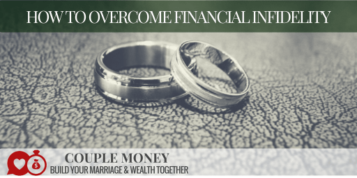 Want to avoid the stress and mess of merging finances? Learn how Tai and Talaat overcame financial infidelity and opposing money styles to become debt free!  #marriage #money