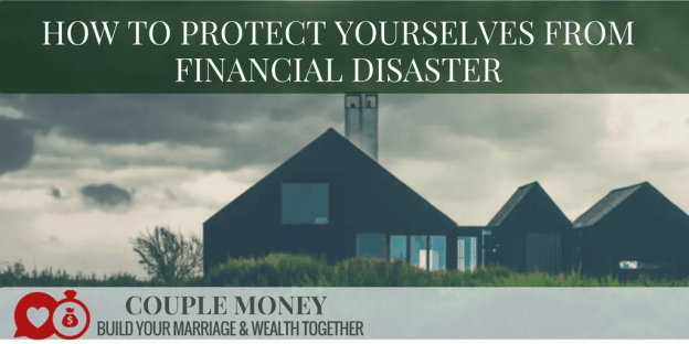 Have you ever felt stressed andout of options because of an emergency that came up? Today we're going to share how you can prepare for financial disasters and protect yourselves!