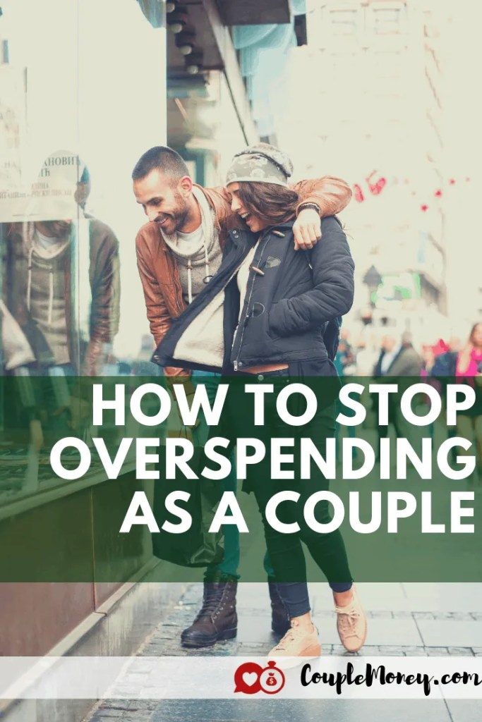 Tired of living paycheck to paycheck? Learn how to work as a couple to stop overspending and create a doable budget that allows you to still have some fun! #marriage #money #saving #budget