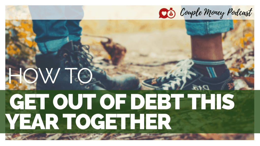 One of the top three financial goals people have is getting out of debt, but few actually knock it out. Today we're diving into key money systems couples have used to become debt-free!