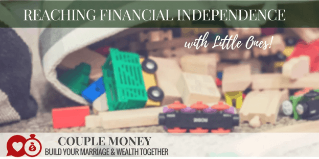 Parenthoodkeeping youbusy? Learn how you two canwork together andachievefinancial independencefast! #fire #fi #family #money